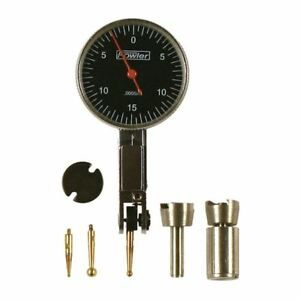 Fowler 52 562 999 0 1 125 Dial 030 0 15 0 Bf Dial Test Indicator Set