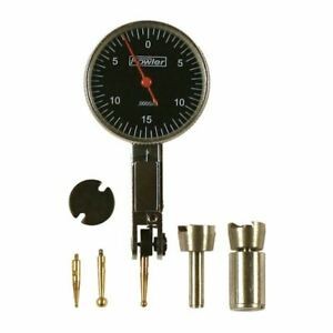 Fowler 52 562 780 0 030 0005 0 15 0 1 5 Dial Bf Dial Test Indicator Set