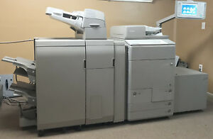 Canon Imagerunner C9065 Copier W Gx 300 Graphics Art Package Fiery