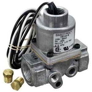 1 2 120v Natural Lp Gas Solenoid Valve Replaces Henny Penny 38446