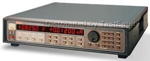 Keithley 238 High Current Source measure Unit smu