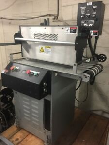 Kirk rudy Belt Driven Model 319 Heater Based With Kirk Rudy 881 3 Heater