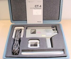 Tektronix Ct 4 High Current Transformer With Dc Bucking Coil In Case