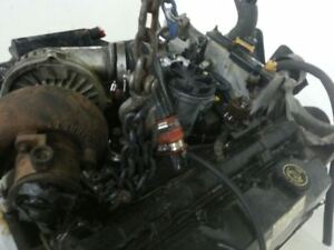 Engine Motor7 3l Vin F Power Stroke Diesel Fits 96 97 Ford E350 F350 F250