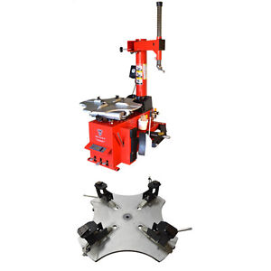 Weaver W M898xs Motorcycle Atv Car Clamp Style Tire Changer With Bead Blaster