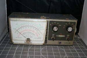 Heathkit Vtvm Model Im 13