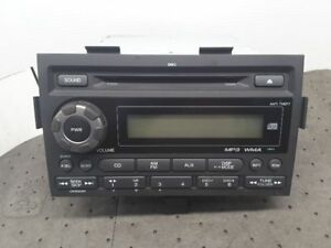 Radio Receiver Am Fm Cd Fits 09 14 Ridgeline 39101 sjc c31