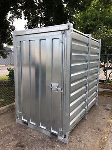 Insta pod Portable Storage Container Metal Shed Tools Shed Steel Building