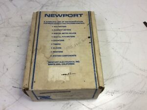 Newport Electronics 502a j Isolated Thermocouple Transmitter Amplifier