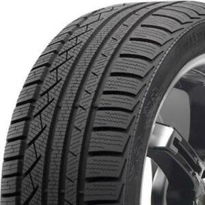 4 New 245 45r17xl 99v Continental Contiwintercontact Ts810 S 245 45 17 Snow Tire