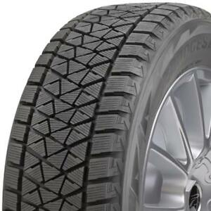 4 New 245 70r16 107s Bridgestone Blizzak Dm v2 245 70 16 Winter Snow Tires