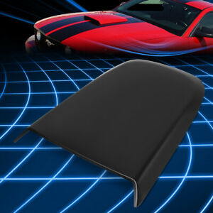 For 05 09 Ford Mustang Racing Style Engine Cover Air Vent Hood Scoop Unpainted