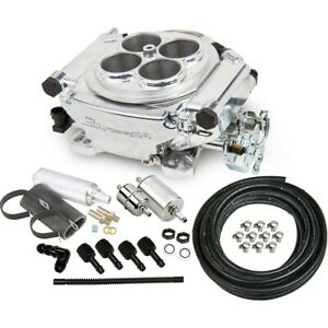 Open Box Holley Fuel Injection Kit Gas