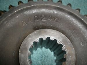 John Deere A 60 620 630 Transmission Gears 4th And 6th