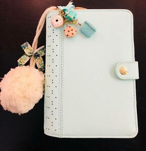 Mint Kikki K Personal Planner With Set Up Included