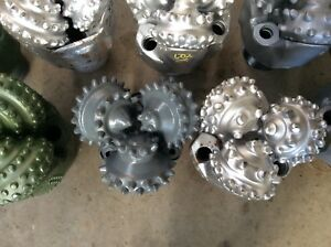 10 3 4 Tci Button Bit Water Well Drilling