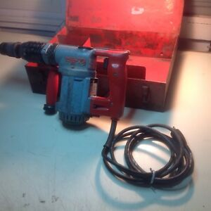 Nicest Hilti Te17 On Ebay Rotary Hammer Drill Metal Case Make Offer