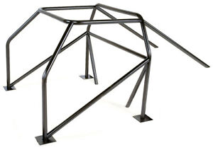 Competition Engineering 10 point Roll Cage 05 09 Mustang