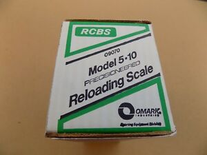 RCBS 09070 5 10 Reloading Scale