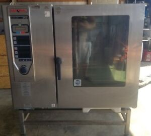 Rational Cpc 102 G Natural Gas Combi Oven Free Shipping 30 Day Warranty
