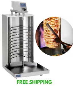 Shawarma Commercial Electric Maker Doner Grill Machine Kebab Vertical Shaurma