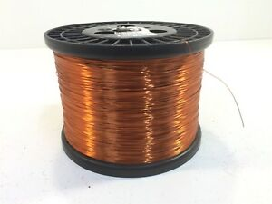 Essex 24 Awg Enameled Copper Magnet Wire 11lb Spool