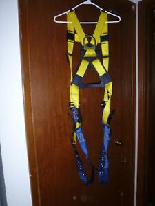 Dbi Sala Delta Construction Safety Fall Harness Belt Manufactured