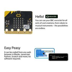 Bbc On the go Starter Bundle Micro Bit Board aaa Battery Box Holder Usb Cable