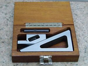 Planer Gage Suburban Tool Pg 613 Very Nice Very Clean In Wooden Box