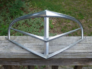 1935 Desoto Airstream Business Coupe Top Grille Part 639641