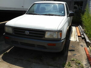 Two 2 1997 Toyota T 100 s