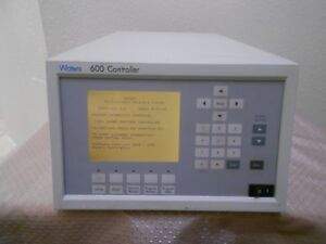 Waters 600 Hplc Controller For Waters 600e Hplc System Works Great Condition