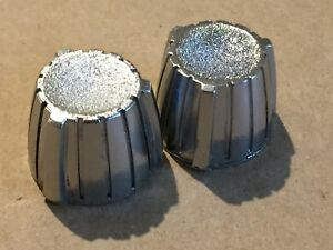 1959 1960 Mercury Monterey Montclair Parklane Deluxe Radio Knobs Aftermarket