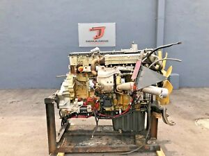 2013 Detroit Dd13 Diesel Engine 12 8l 500hp Dddxh12 8fed Egr Dpf Def Model
