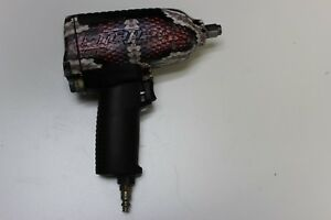 Snap on Tool Mg725 1 2 Air Impact Wrench Limited Edition Snake Skin Print