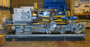 Warner Swasey Saddle Type Turret Lathe 4a square Head video Link