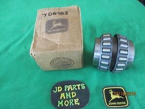New Oem John Deere Disk Gang Bolt Bearing Jd8983 1630 1635 1640 1 1 2 Square Id
