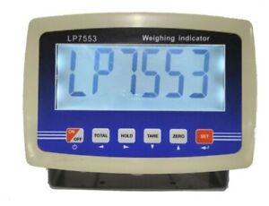 Lp7553 Op 901a Lp7516 Livestock Scale Indicator Locosc Lp7623 Optima Op 901a