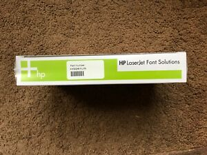New Hp Barcode Usb Solution Hg281us Shrink Wrapped