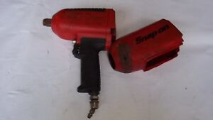 Snap On Mg1200 3 4 Drive Impact Gun 1250 Ft lb Torque 1050 Bpm Air Tool Impac