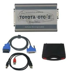 Toyota Otc 2 With Latest V11 00 017 Software For All Toyota And Lexus Diagnose