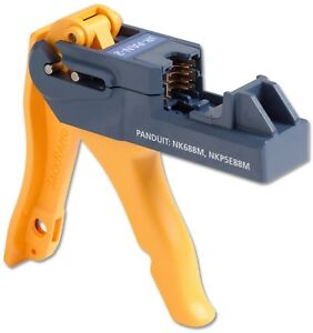 Fluke Networks Jr pan 2 Jackrapid Termination Tool For Panduit Nk6x88m Nk688m