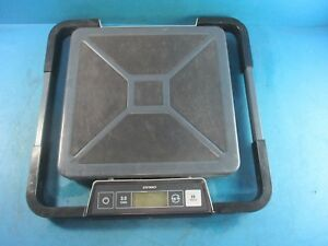 Dymo Digital Shipping Scale S100 Capacity 100 Lbs Used