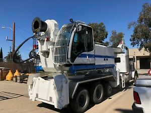 Soilmec Stm 20 Truck Mounted Foundation Drill Rig