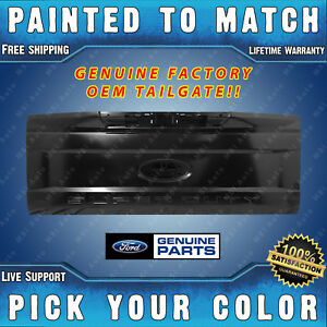 New Painted To Match Oem Tailgate Shell For 2017 2018 Ford Super Duty F350 17 18