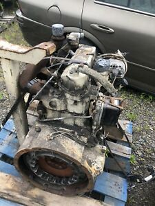 John Deer Diesel Engine