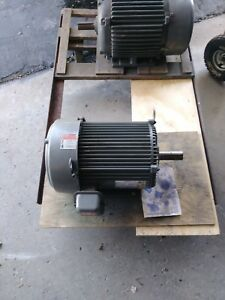 Us Electrical 7 5hp 1745 Rpm 3ph 60hz 213t 3736m Te Sf 208 230 460v