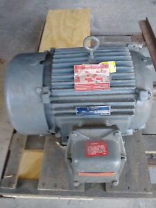 7 5hp Electric Motor Leroy Somer Ep hazardous Duty Rated New old Stock