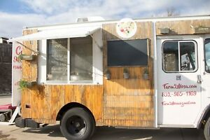 food Truck For Sale 1988 Step Van Chevy P30 Automatic Transmission