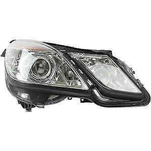 Headlight Assembly hid Right Fits 10 13 Mercedes E350 550 Hella 212 820 12 39